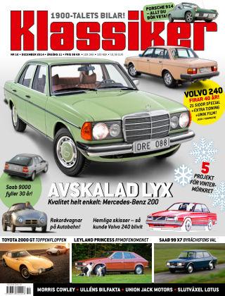 Klassiker 2014-11-25