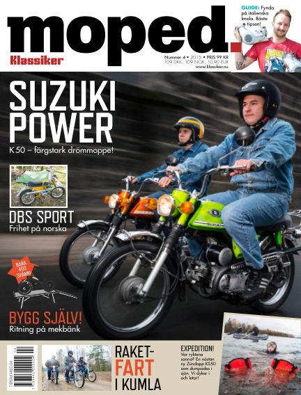 Moped Klassiker December 08, 2015 00:00