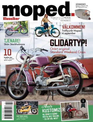 Moped Klassiker 2016-06-28