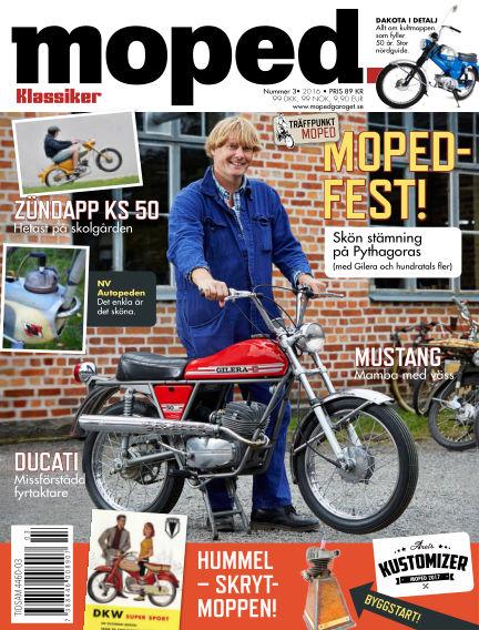 Moped Klassiker September 27, 2016 00:00