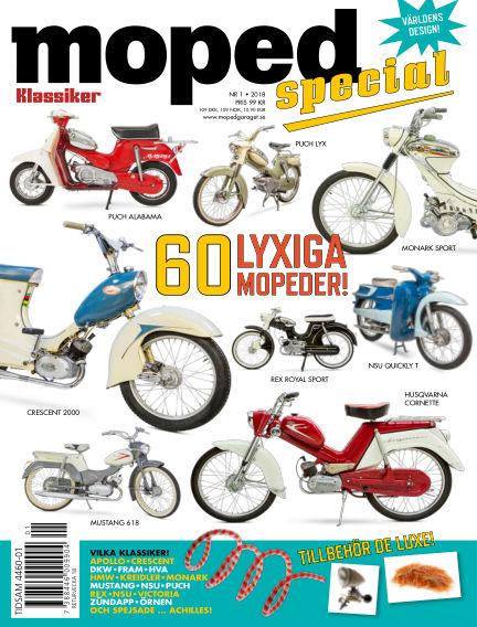 Moped Klassiker February 27, 2018 00:00