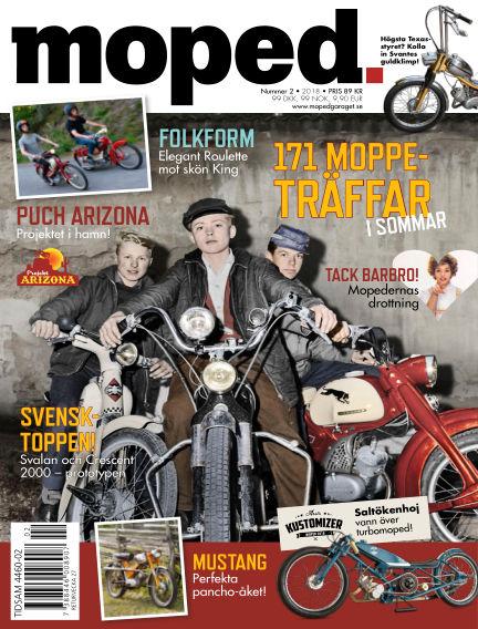 Moped Klassiker May 01, 2018 00:00