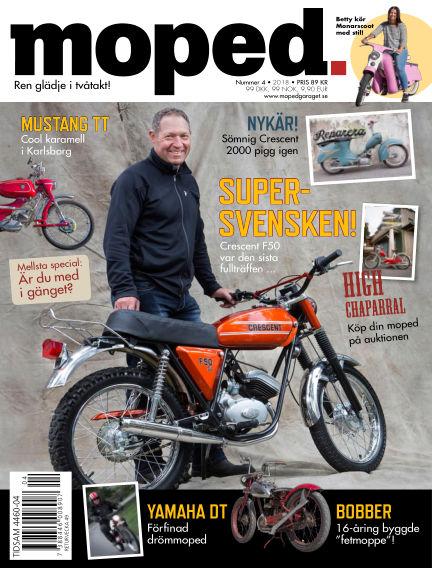 Moped Klassiker October 02, 2018 00:00