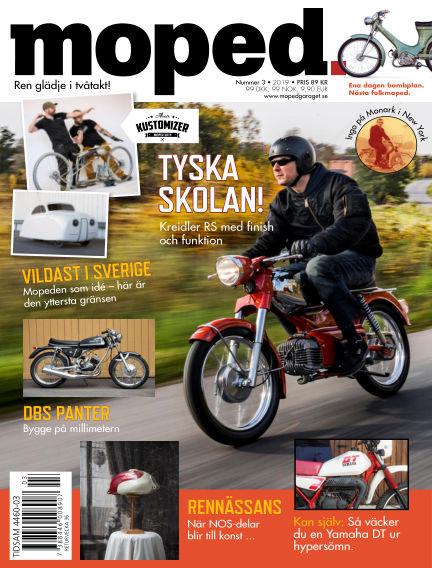 Moped Klassiker July 02, 2019 00:00