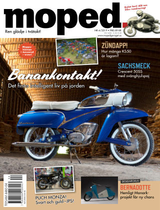 Moped Klassiker 2019-10-01