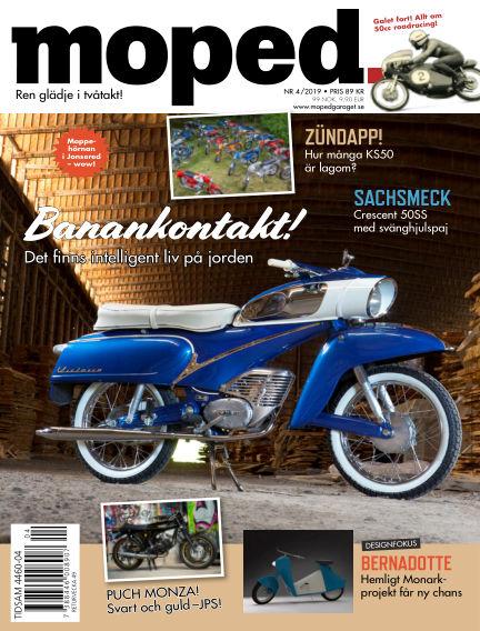Moped Klassiker October 01, 2019 00:00