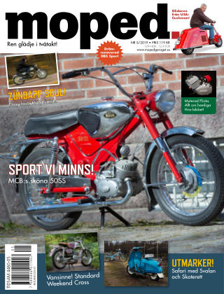 Moped Klassiker 2019-12-10