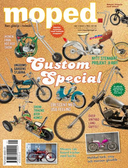Moped Klassiker February 25, 2020 00:00