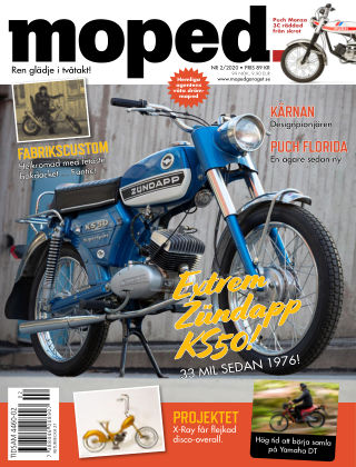 Moped Klassiker 2020-04-28