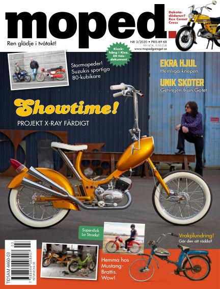 Moped Klassiker July 14, 2020 00:00
