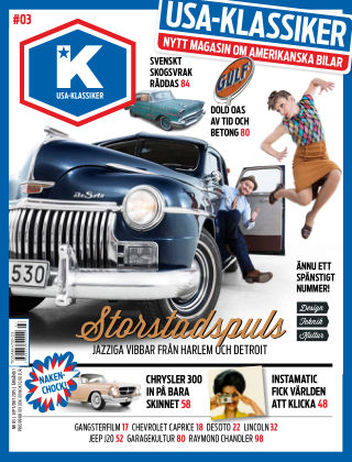 USA-Klassiker (Inga nya utgåvor) 2015-08-18