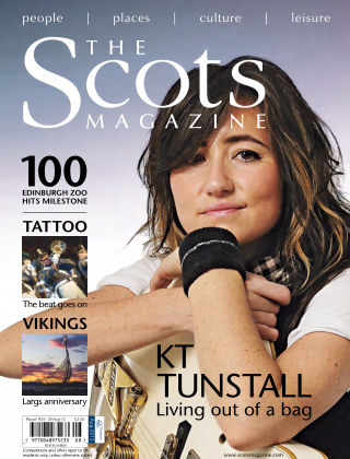 The Scots Magazine August 2013