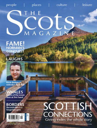 The Scots Magazine April 2014