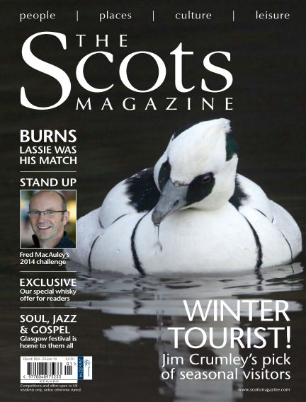 The Scots Magazine January 23, 2014 00:00