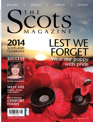 The Scots Magazine November 2013