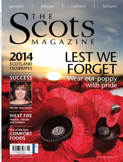 The Scots Magazine November 25, 2013 00:00