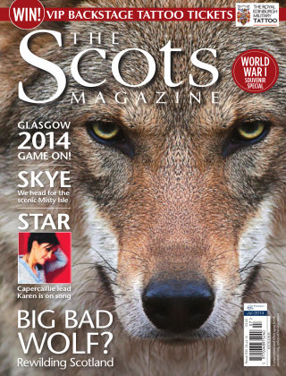 The Scots Magazine July 2014