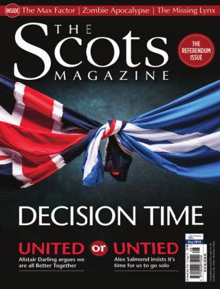 The Scots Magazine August 2014