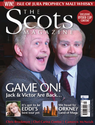 The Scots Magazine September 2014