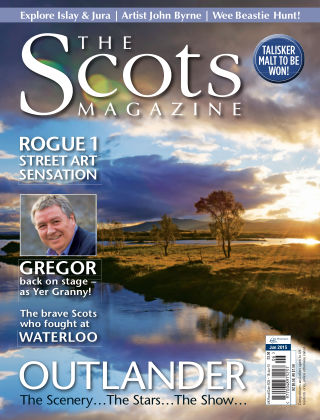 The Scots Magazine June 2015
