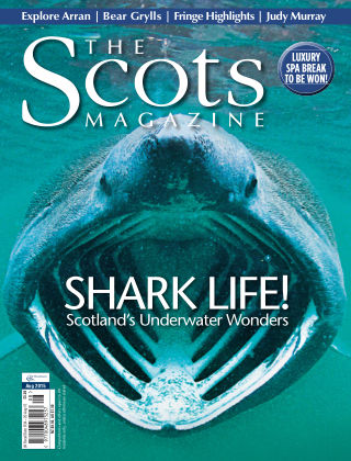 The Scots Magazine August 2015