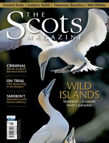 The Scots Magazine August 20, 2015 00:00
