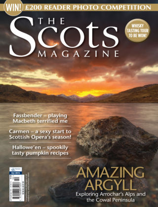 The Scots Magazine October 2015