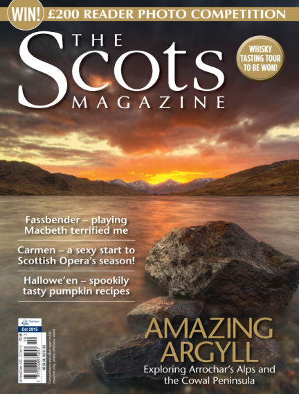 The Scots Magazine September 17, 2015 00:00