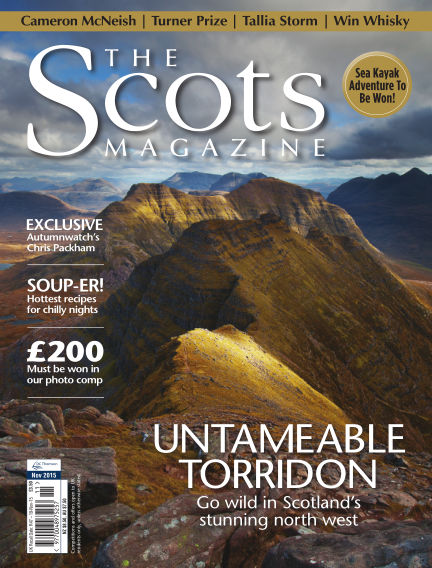 The Scots Magazine October 22, 2015 00:00