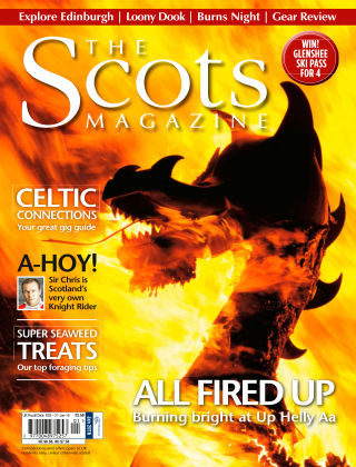 The Scots Magazine January 2016