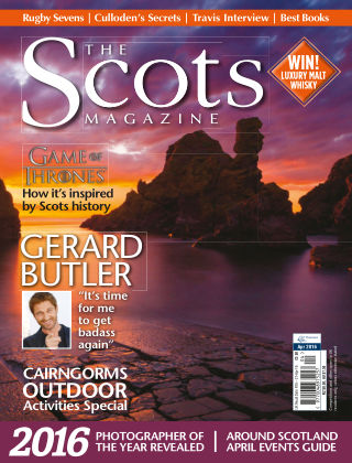 The Scots Magazine April 2016