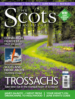 The Scots Magazine June 2016
