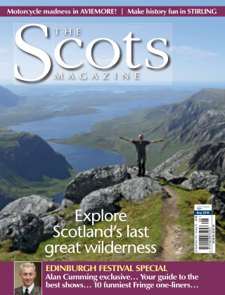 The Scots Magazine August 2016