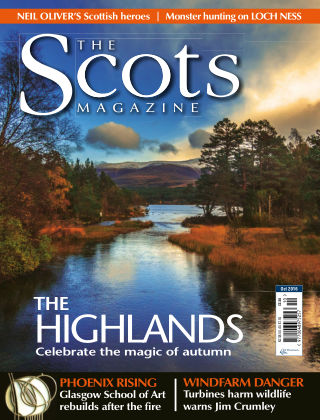 The Scots Magazine October 2016