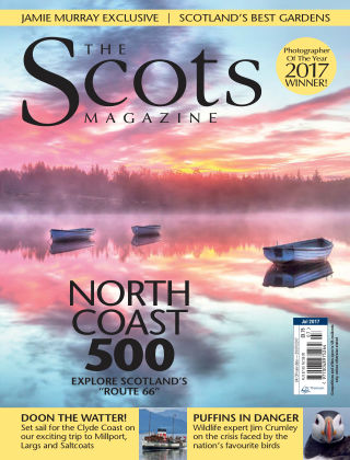 The Scots Magazine July 2017