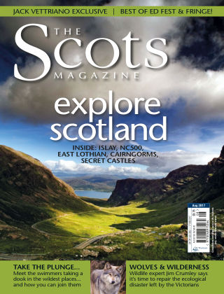 The Scots Magazine August 2017