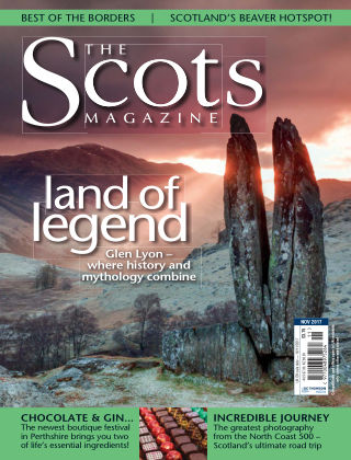 The Scots Magazine November 2017