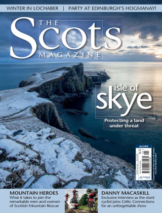 The Scots Magazine January 2018