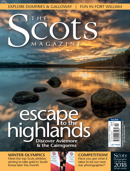 The Scots Magazine January 18, 2018 00:00