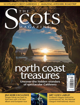 The Scots Magazine April 2018