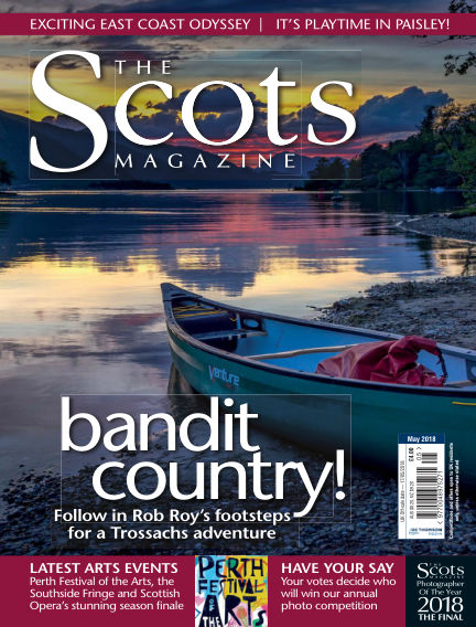 The Scots Magazine April 19, 2018 00:00
