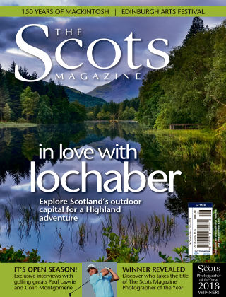 The Scots Magazine July 2018