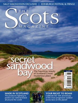 The Scots Magazine August 2018