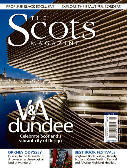 The Scots Magazine August 16, 2018 00:00