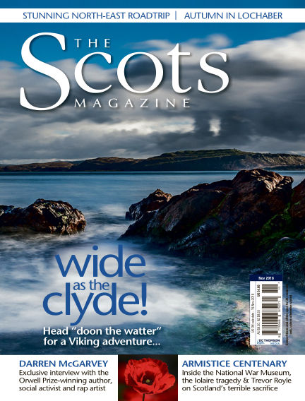 The Scots Magazine October 18, 2018 00:00