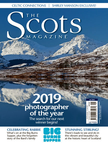 The Scots Magazine December 13, 2018 00:00