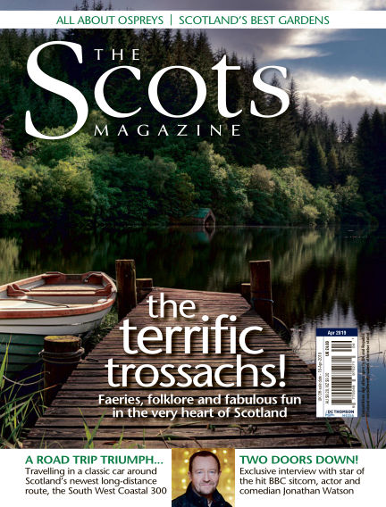 The Scots Magazine March 14, 2019 00:00
