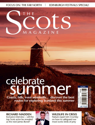 The Scots Magazine August 2019