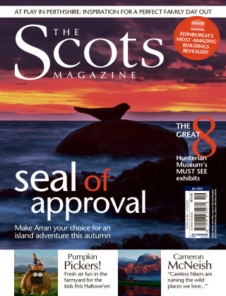 The Scots Magazine October 2019