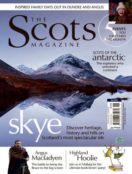 The Scots Magazine October 17, 2019 00:00